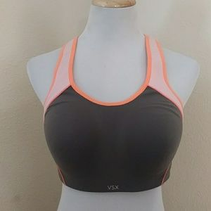 Victoria's Secret VSX Sports Bra Size 36D